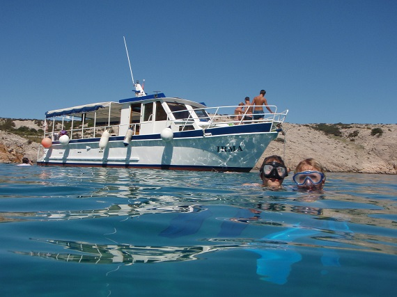 Croatia Crikvenica diving accommodation